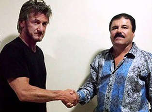 Sean Penn's Latest Role: Fast Times with El Chapo