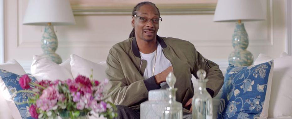 Watch Snoop Dogg & Martha Stewart's Super Stony TMobile Ad
