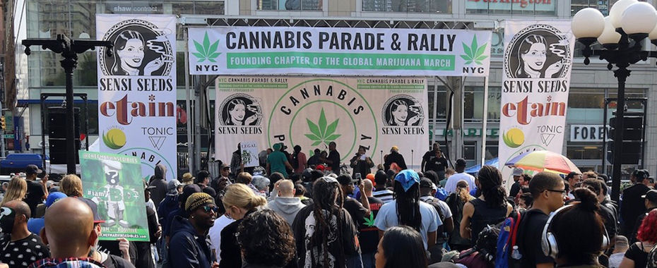 Jumaane Williams Headlines NYC Cannabis Parade & Rally