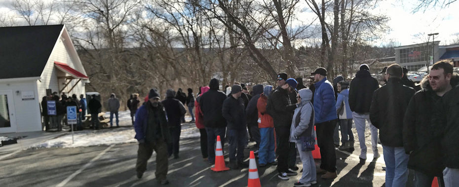 Line Up for Legal Weed in Massachusetts: CelebStoner Takes a Tour