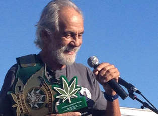 Tommy Chong Calls Donald Trump an Asshole
