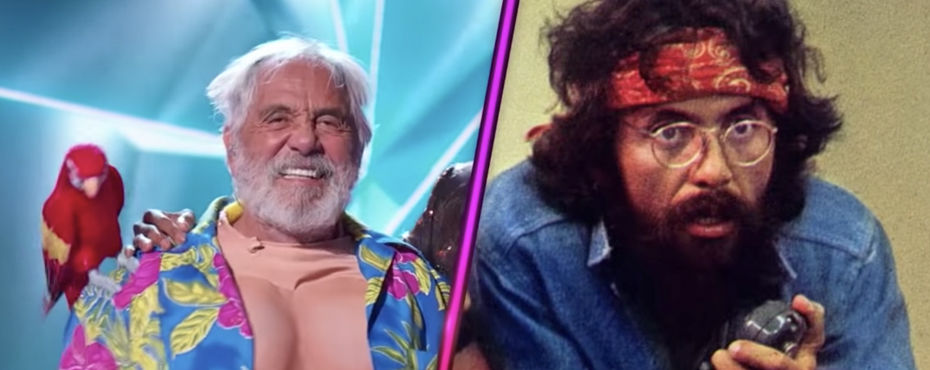 Tommy Chong Revealed as 'Masked Singer' on Hit Fox Game Show