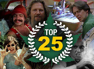 The Top 25 Stoner Movies of All Time
