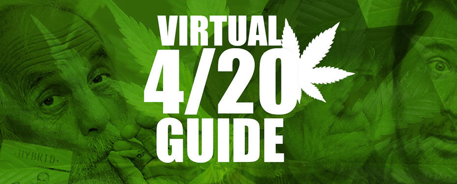 CelebStoner's Complete Virtual 4/20 Event Guide