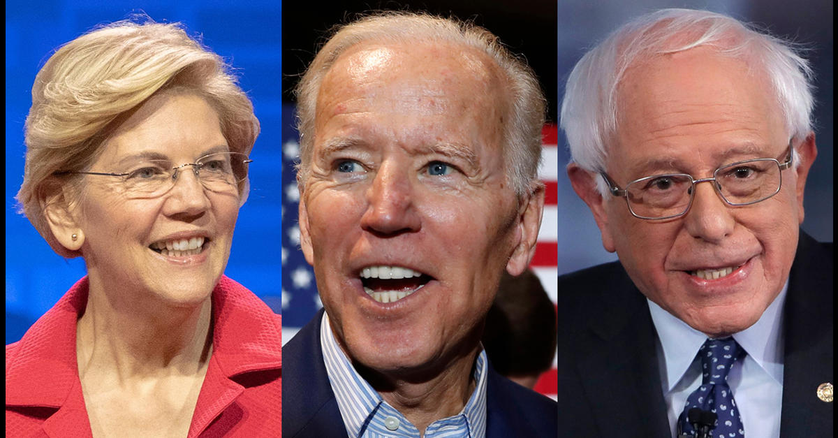 photo of Democratic Presidential Candidates: Who's Smoked Pot, Who Has Not image