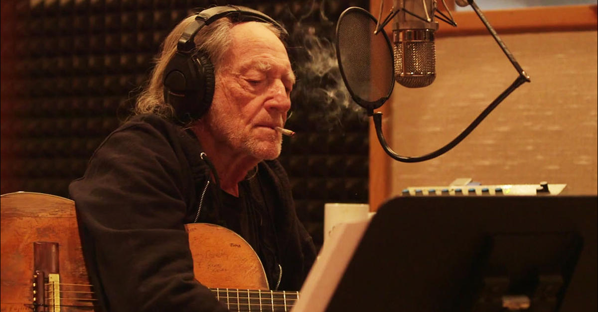 photo of Has Willie Nelson Stopped Smoking Pot? image