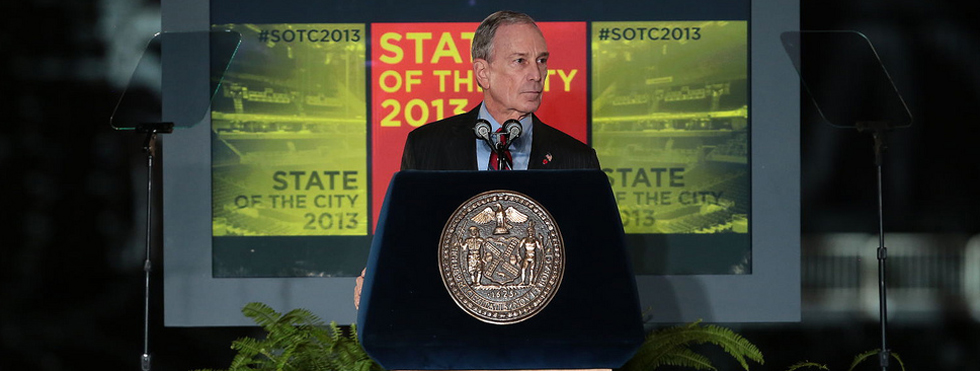 No Jail for Pot? Thanks for Nothing, Mayor Bloomberg