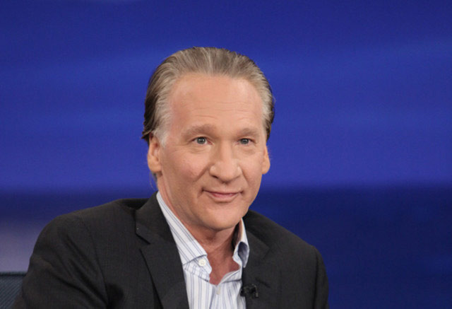 Bill Maher: 'I'm Gay for Marijuana'