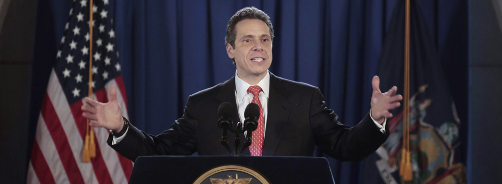 Cuomo on New York Pot Busts: 'Is It Worth the Price?'