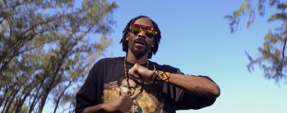 Snoop Lion - 'Lighters Up'