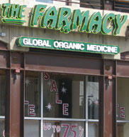 James Gandolfini's Visit to The Farmacy