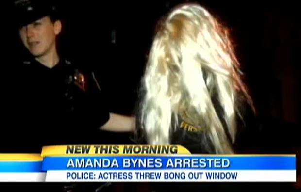 Amanda Bynes Cops Plea in New York Pot Case
