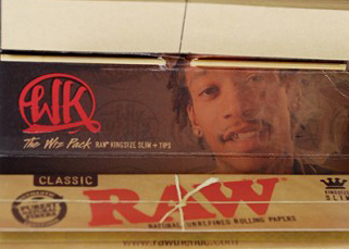 Wiz Khalifa Inks Rolling Papers Deal With Raw