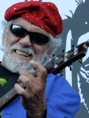 "Tommy Chong ""Happy Birthday Man!"""